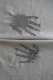 Hands in-Ash I