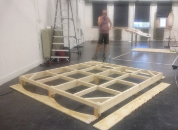 Stage build-up