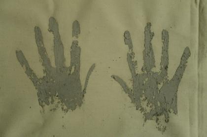 Hands in-Ash II