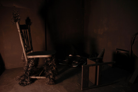 Stage for Tiny Black Box