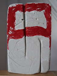 Concrete Heart, Plastic Soul in-Red