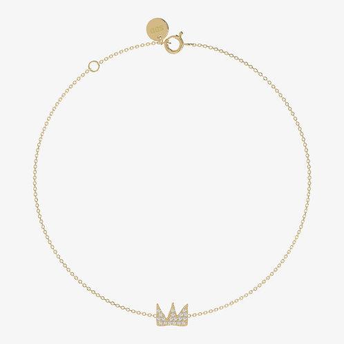 Queen B Bracelet Diamond