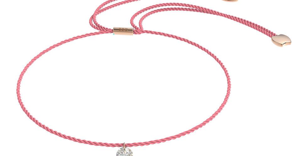Nude Bracelet Dark Pink