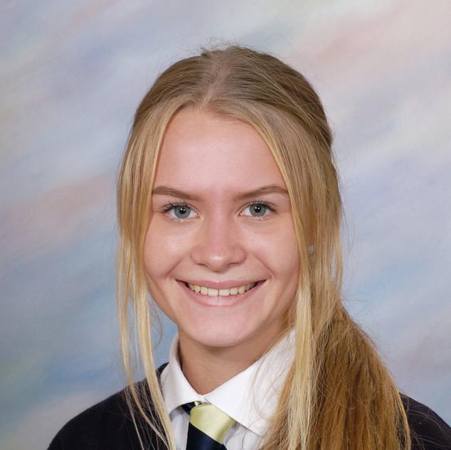 Vavara Sinitchkina GCSE Student 1 A**/3 A*/3 A/ 4 B