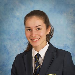 Pauline Desbiolles GCSE Student 10 A*- A grades