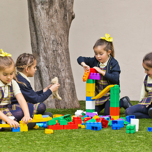 Swans Primary School. Playtime.