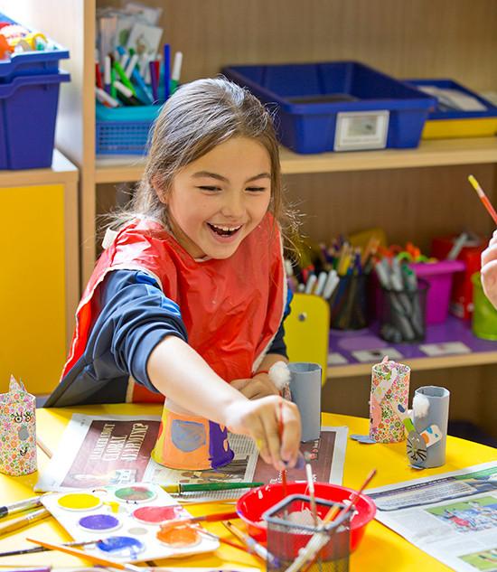 Swans Primary School. Arts & Craft.