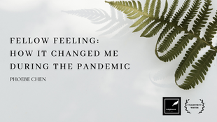 Fellow feeling: How it changed me during the pandemic