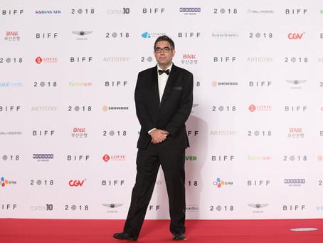 """רון פוגל - יו""""ר חבר השופטים בפסטיבל הקולנוע בקאן"""