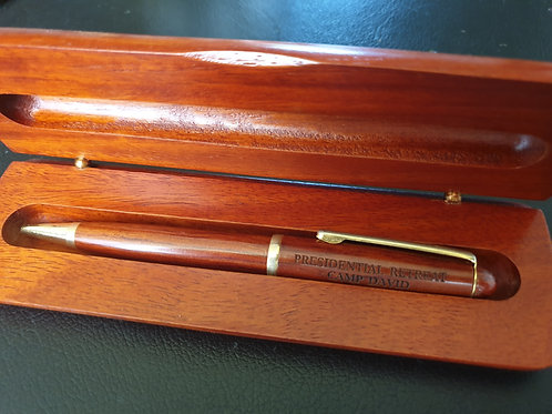 עט מקורית - קמפ דיוויד