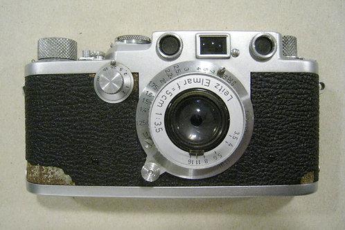 מצלמת לייקה - Laika camera