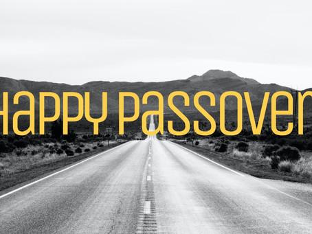 Happy Passover !
