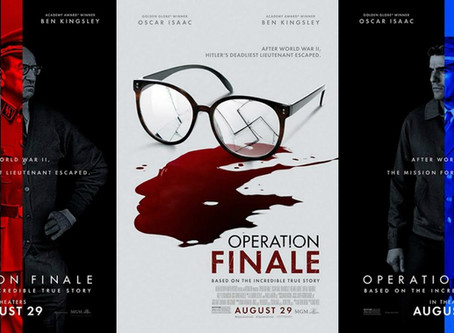 MGM's 'Operation Finale' Emphasizes Real-Life Details in Nazi Hunter Drama