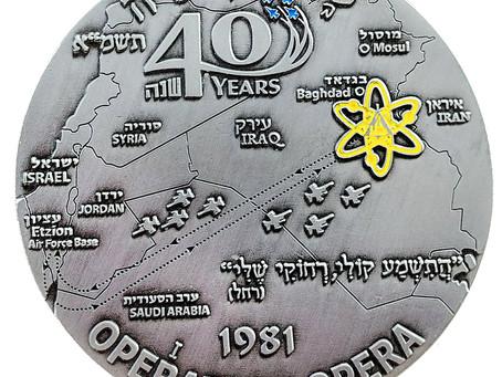 Operation Opera - 40 years of attack in Iraq