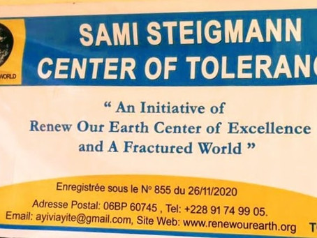 Sami Steigmann Center Of Tolerance