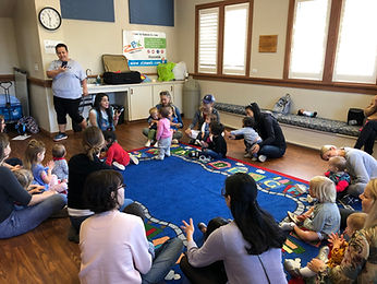Storytime in the Community Room
