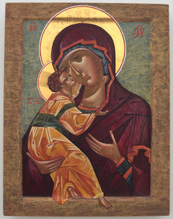 Mother and Child Russian
