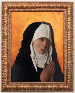 Virgin of Sorrows Flemish