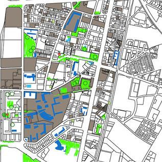 Étude urbaine participative - Grenoble