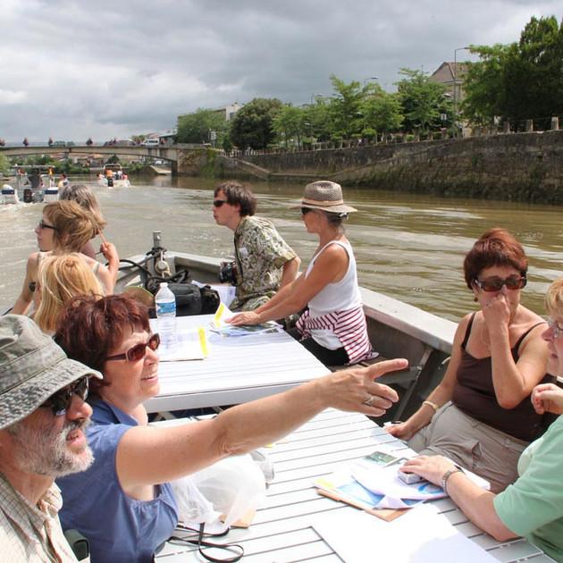 La semaine de l'eau - Dordogne et Isle (33)
