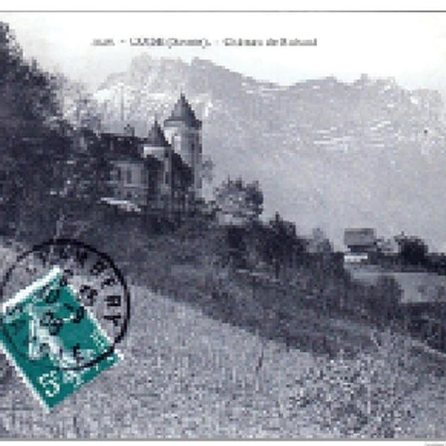 Étude paysagère - Combe de Savoie