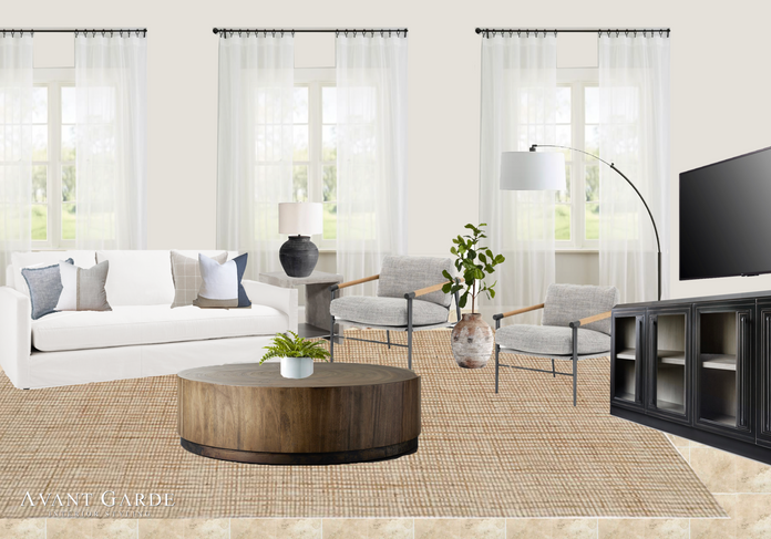 Floridian Living Room Producgts