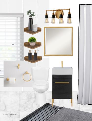 Somerset Bathroom Concept
