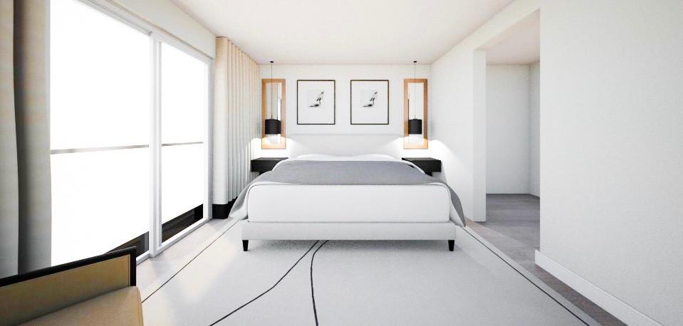 Boston Master Bedroom Layout