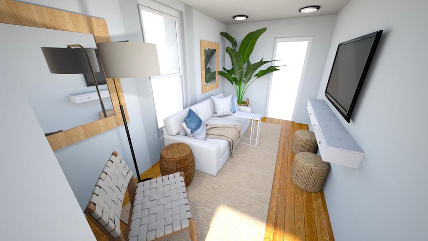 Hoboken Living Room Layout