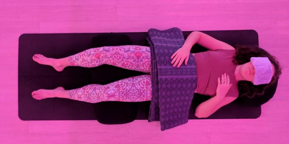 Yoga Nidra (yogic sleep) Meditation