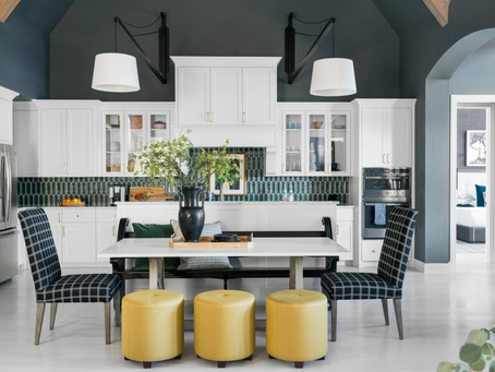 Kitchen Pictures From HGTV Smart Home 2019