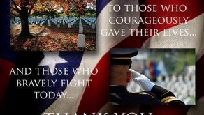As a veteran owned company, today holds a special place in our hearts.