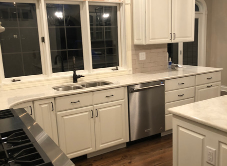 Kitchen Remodel - in Progress