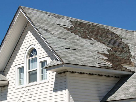 Should You Buy a House With Roof Damage?