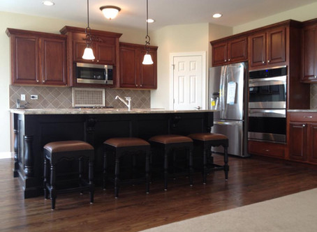 Kitchen Remodel in Naperville, IL for 1/2 the price!