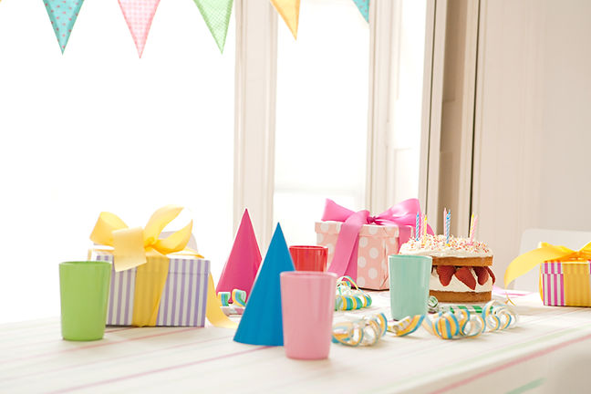 Birthday Party Materials