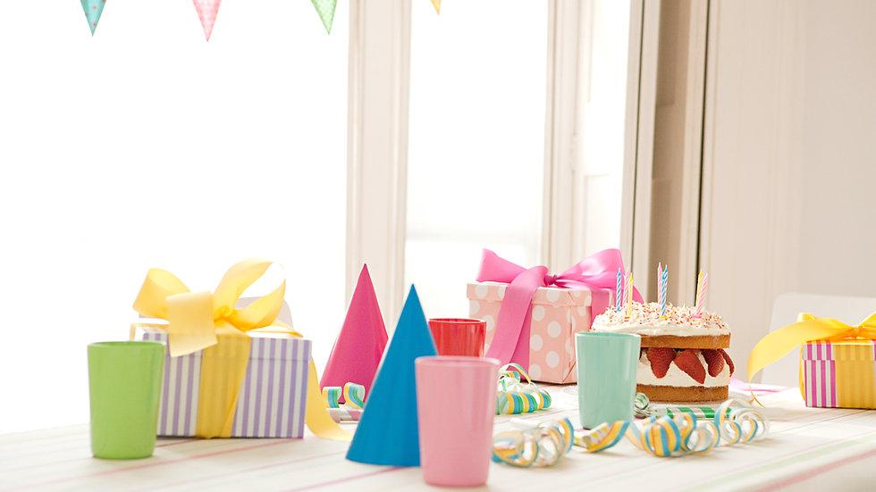 Medium Birthday Kit