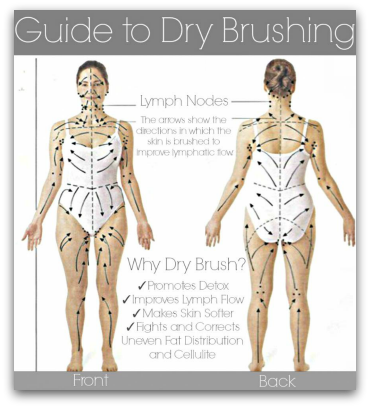 A Guide To Dry Body Brushing + When & Why You Should blog article by Jane Goodman of Goodman Holistic Therapies, Northampton