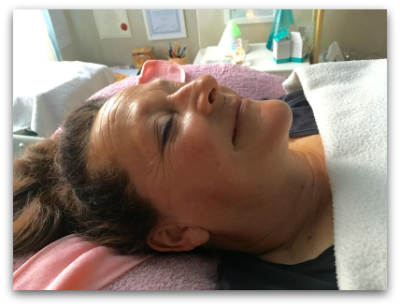 Jane Goodman's Cosmetic Acupuncture: After #2
