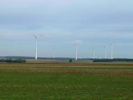 Windpark Prottes-Ollersdorf - Abnahmeverfahren abgeschlossen