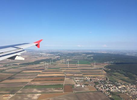 Windpark Sommerein - Fertigstellung