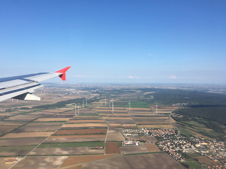 Windpark Sommerein - Fertigstellung