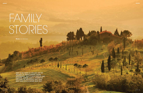 Sublime magazine: Family Stories