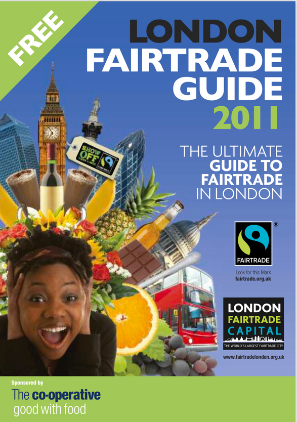 Fairtrade Town & City Guides