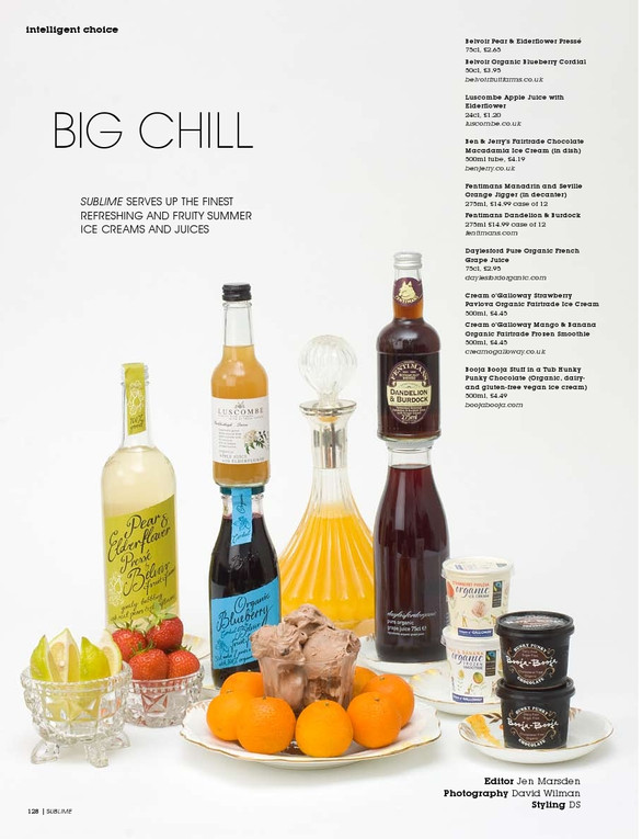 Sublime magazine: Big Chill