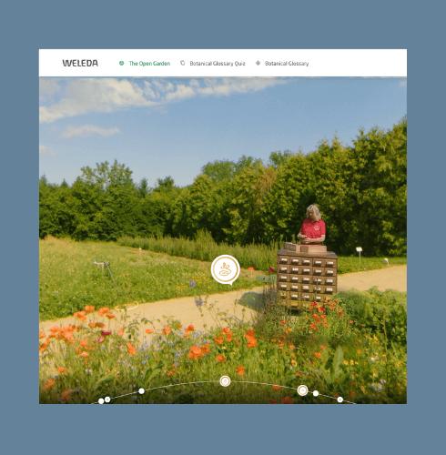 Weleda Open Garden project.png