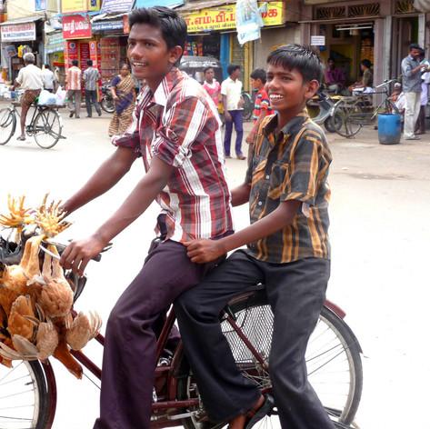 Chicken Ride