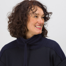 Professor Dilys Williams, Director, Centre for Sustainable Fashion, UCL