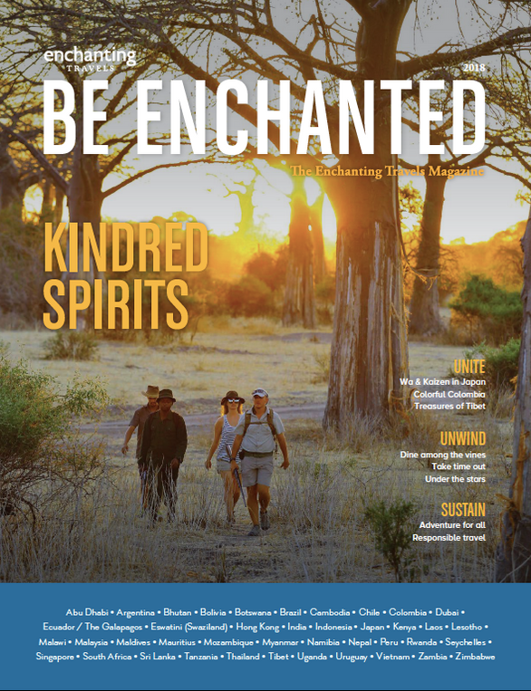 Be Enchanted Magazine: Kindred Spirits 2018 edition
