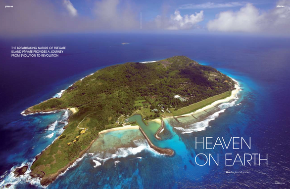 Sublime magazine: Heaven on Earth
